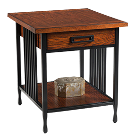 Leick Home - End Table