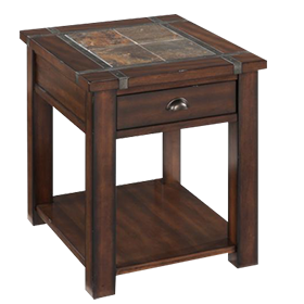 Magnussen Home - End Table